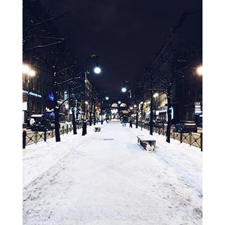 Снежная Конюшенная ❄️