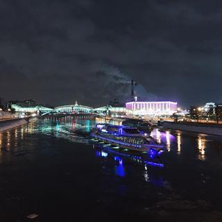 Неоновая Москва 🌉