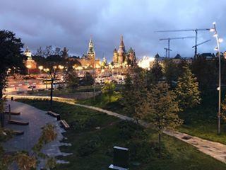 Другая Москва.